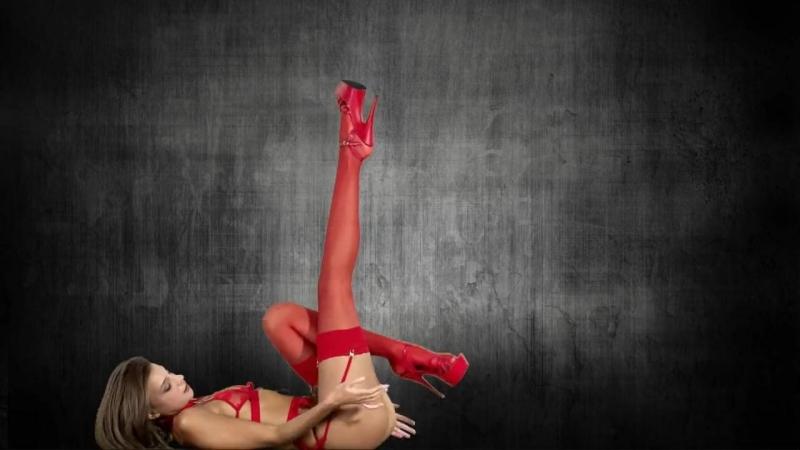 Эротический танец от красотки Melena