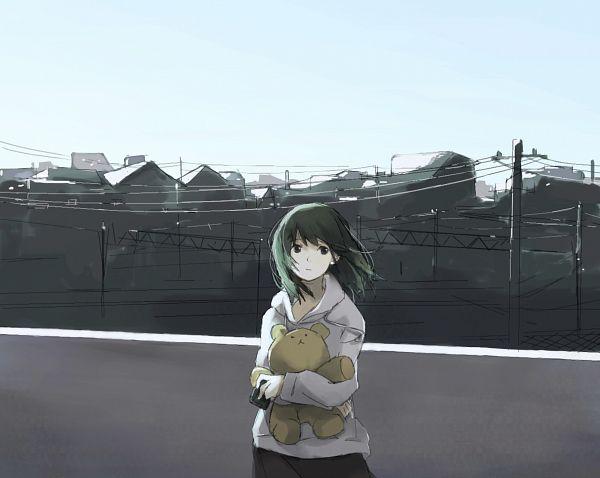 картинки аниме грустно: