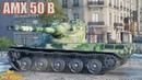 AMX 50 B : Мощный , Быстрый , Барабанный 1vs5 * Париж