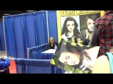 Maisie Williams from Game of Thrones - Indiana Comic Con 2014 #GoT