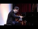 Eldar Djangirov Trio performing