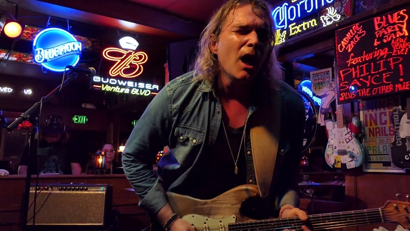 Philip Sayce (Full New Years Eve Show) 123118 Maui Sugar Mill - Tarzana, CA