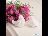 Свадебные букеты - Флористическая мастерская Оксаны Федоровой