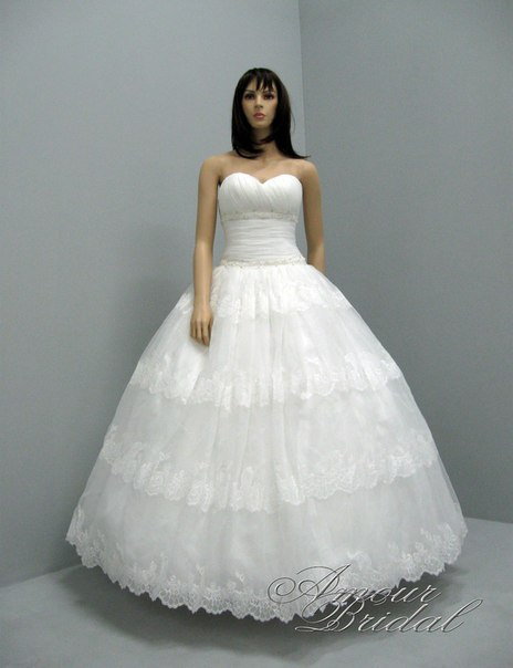 Свадебные платья в туле