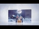 Где живет Дед Мороз? Новогоднее путешествие на вотчину Деда Мороза из Казани 2014