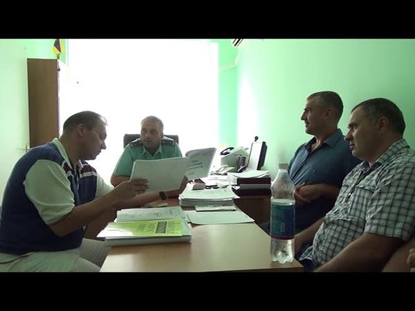 Общественный контроль в Степновском районе. ФССП Белоглазов Е.А. 20 июля 2018. 6 часть