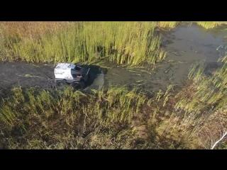 Тест-драйв SHERP в Иркутске