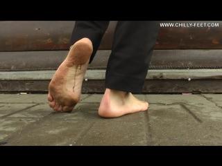 foot soles dirty (7)