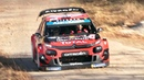 WRC 2019 Rallye Monte Carlo Best of Action Tänak' Big Save Max Attack Flatout Starts
