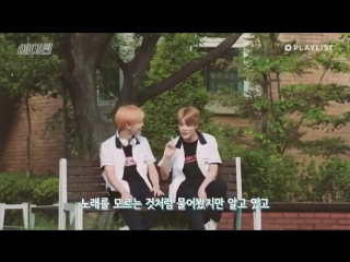 A-TEEN - Behind The Scenes With #JENO & #JAEMIN