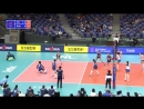 Watch this VNL clip from ITA-RUS as @russiavolleys Natalia Malykh makes a marvelous move, all too quickly, all too stealthily