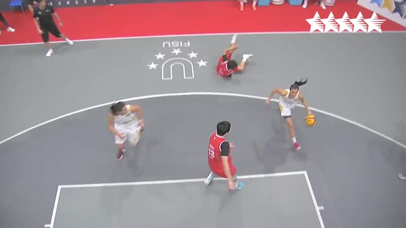 Women's 2018 Final Mixtape | 3x3 FISU World University League | UniHoops