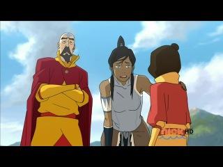 Аватар: Легенда о Корре 3 сезон 4 серия [ТВ-3] Avatar: The Legend of Korra (Русская озвучка)