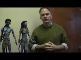 Коллекция кукол бжд Аватар от Роберта Тоннера