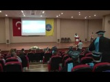 Тракя университета выпуска 2013-2014  Бегмурат Бабаев