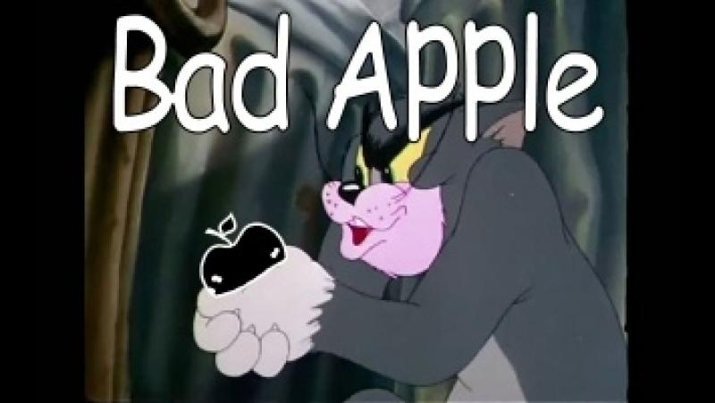 【TomJerry】Bad Apple!!