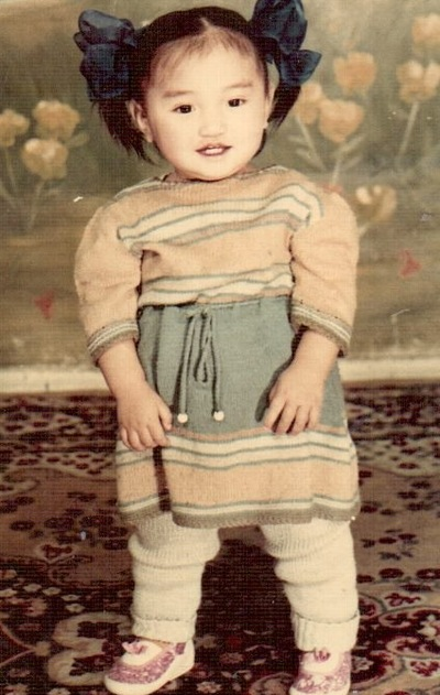 Анар Иванова, 10 мая 1986, Тюмень, id7197266