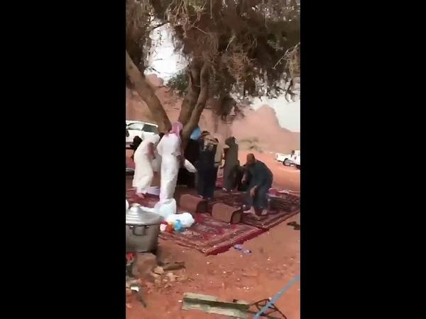 Хадис Сахих Муслим Наводнение Саудовский Аравии