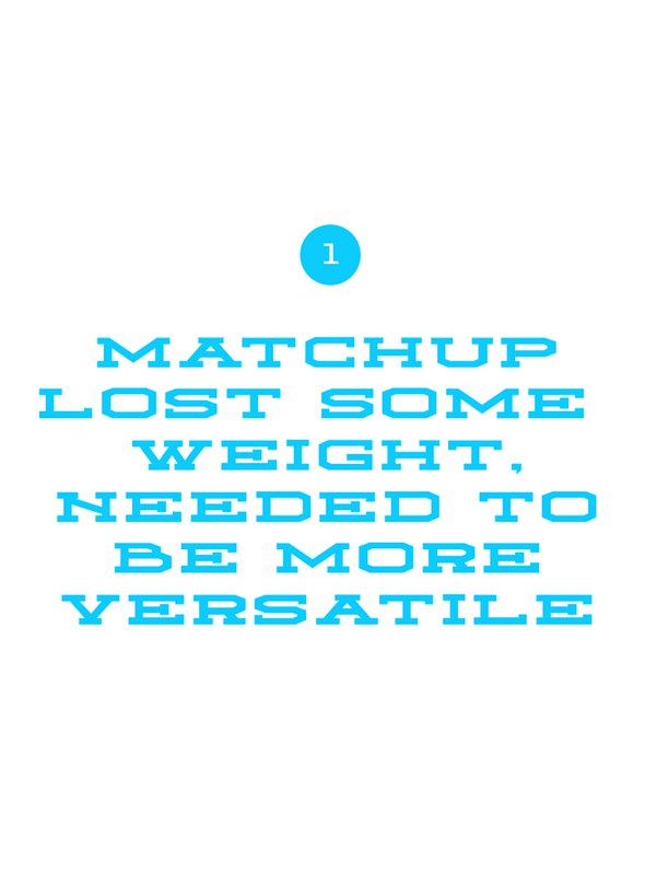 Download Matchup font (typeface)