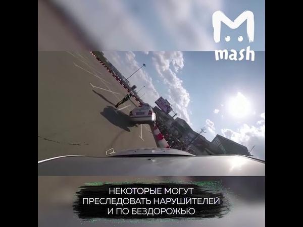 В Москве укрепили мотобат 2-го спецбатальона ДПС