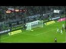 91'2 Thorgan Hazard | UEFA Europa League: FC Borussia Mönchengladbach - FK Sarajevo 7:0