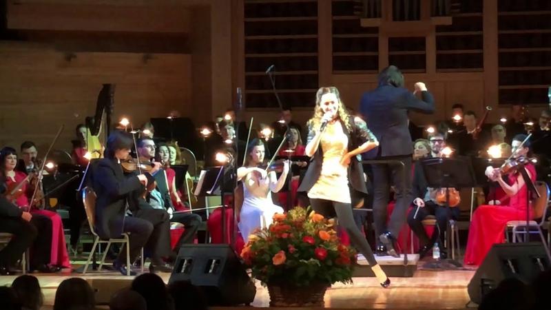 Юля ИВА и оркестр Русская Филармония Cabaret