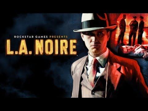 Прохождение L.A. Noire - Часть 14Убийство секретарши