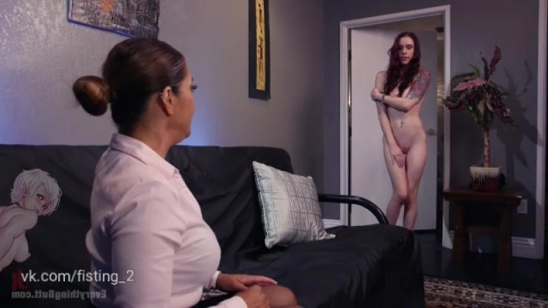 144 Anna De Ville, Francesca Le Anal Bondage Anal Fisting Strap On Huge Dildo Toys Kinky Lesbian Extreme