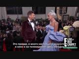 Леди Гага Интервью для E! Red Carpet (RUS SUB)