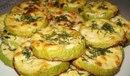 Кабачки диетические с сыром