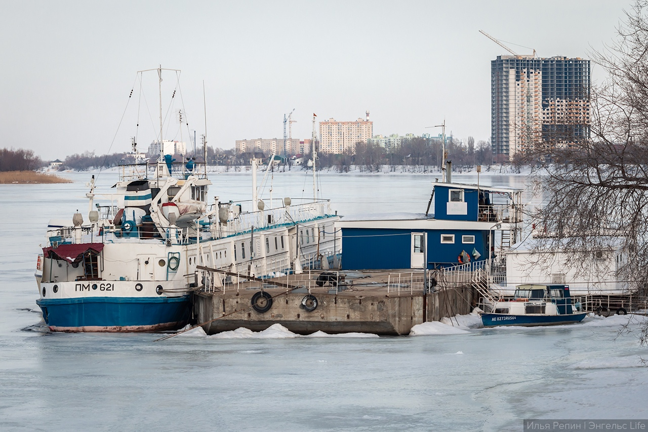 Энгельсская набережная 15 марта 2019 года.
