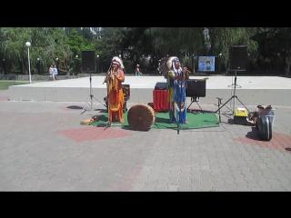 Ларамарка в Архипо- Осиповке июль  2016
