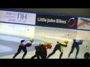 ISU Euro 2014 - 1000 m Men Heat 2 1 2 154 AN Victor RUS 1:27.266 Q 2 3 107 VOSTE Mathias BEL 1:27.818 Q 3 1 171 LIFYRENKO Serhiy UKR 1:28.240 4 5 150 JAWORSKI Jakub POL 1:28.445 5 4 114 ORITSLAND Mikkel K. DEN