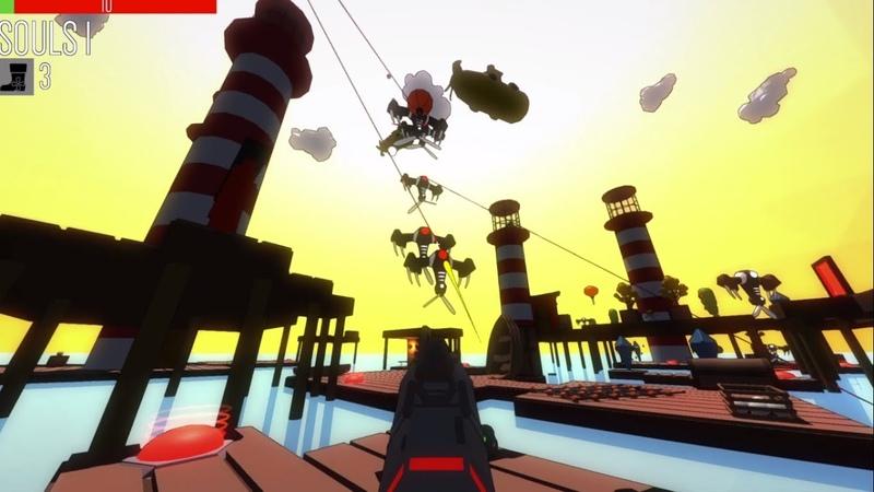 Polygod Launch Trailer | Steam | Xbox | Nintendo Switch