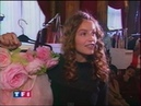 Laetitia Casta exclusive interview Backstage and runway for YSL in 1998