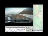 155 км по навигатору, или поездка из города N в город Р