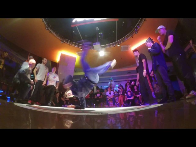 OBC VS EAST SIDE BBOYS |FINAL 5x5| GORBUSHKIN BATTLE 2