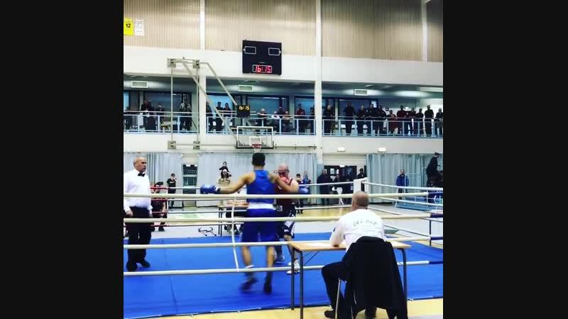 Макван Амирхани Мой первый боксёрский поединок Единственный путь к прогрессу это испытание огнём часть 2