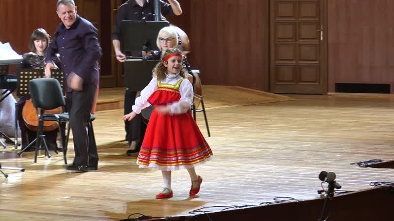 Игорь Лерман и дети