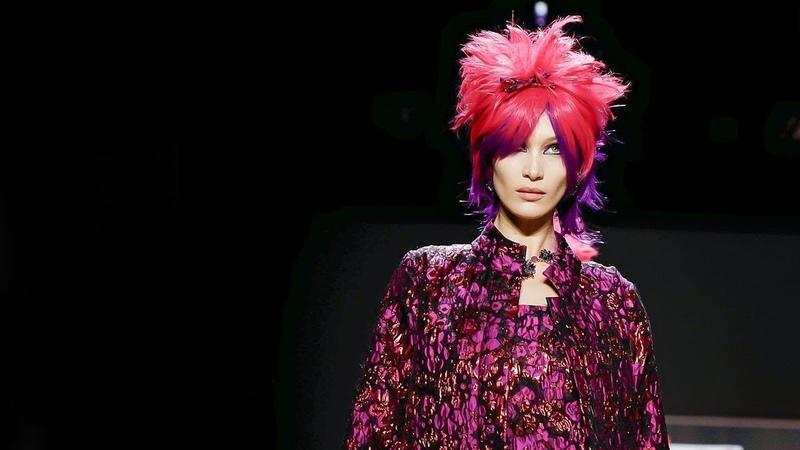 Anna Sui   Fall Winter 20192020 Full Fashion Show   Exclusive