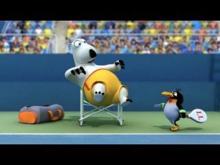 Теннис 2 / Bernard. 139 серия (2004) — детский/семейный на Tvzavr