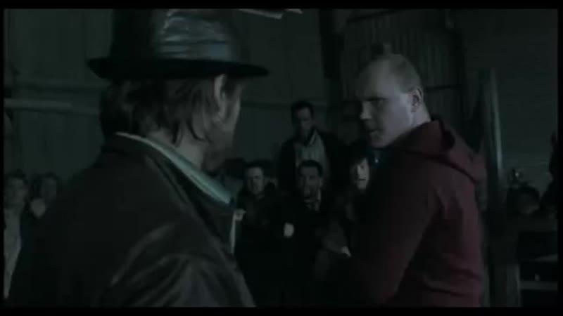 V из фильма Большой куш Спиздили Snatch mp4