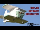 Joe Nall Sky Baby - Watch this monster RC plane actually fly!