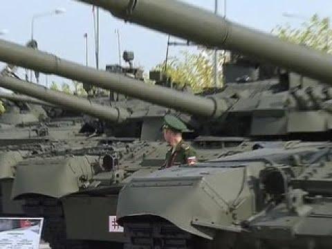 В России открывается IV Международный военно-технический форум Армия - Вести 24