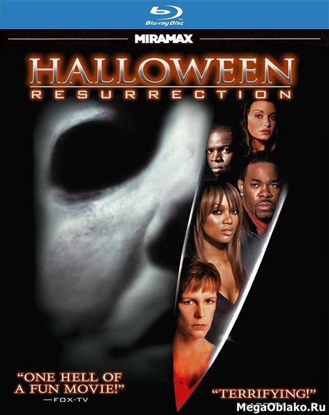 Хэллоуин: Воскрешение / Halloween: Resurrection (2002/BD-Remux/BDRip/HDRip)