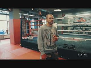 Нырки в Боксе . Подводящие упражнения от Андрея Басынина