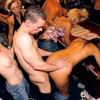 Группавой секс вечеринка