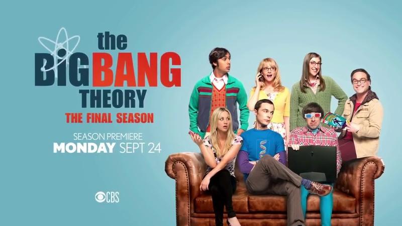 Теория большого взрыва The Big Bang Theory 12 сезон Промо 2018 HD сертрейлер