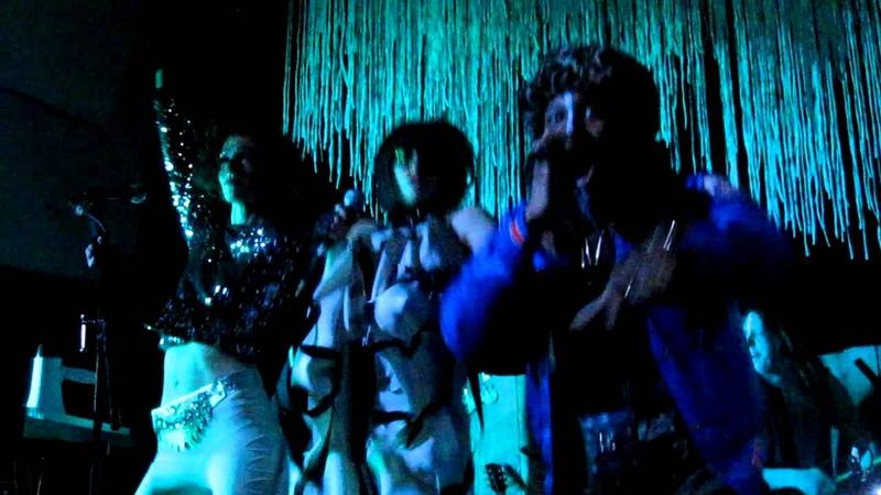 22 02 2013 Beach House feat CEREBRAL VORTEX Live @ Cameo Gallery