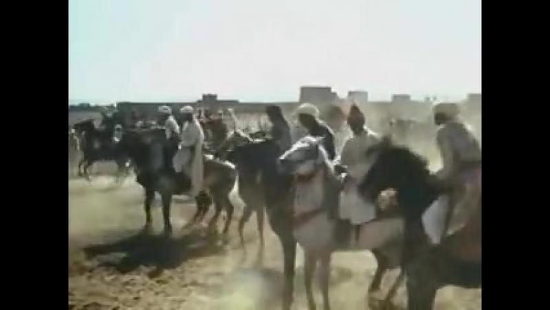 Возвращение черного скакуна (трейлер)